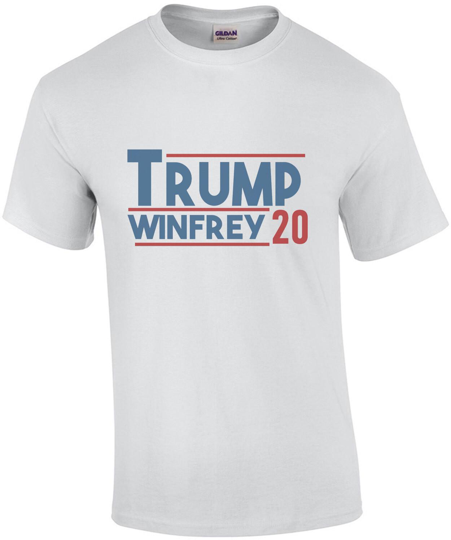 Trump Winfrey 20 Donald Trump T-Shirt