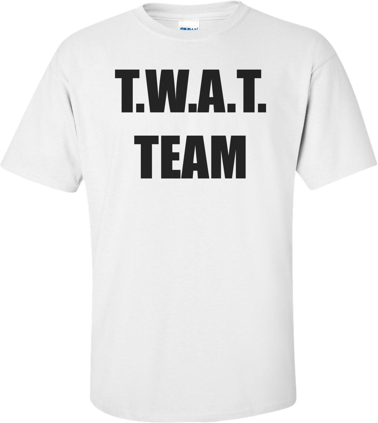 T.W.A.T. TEAM Shirt
