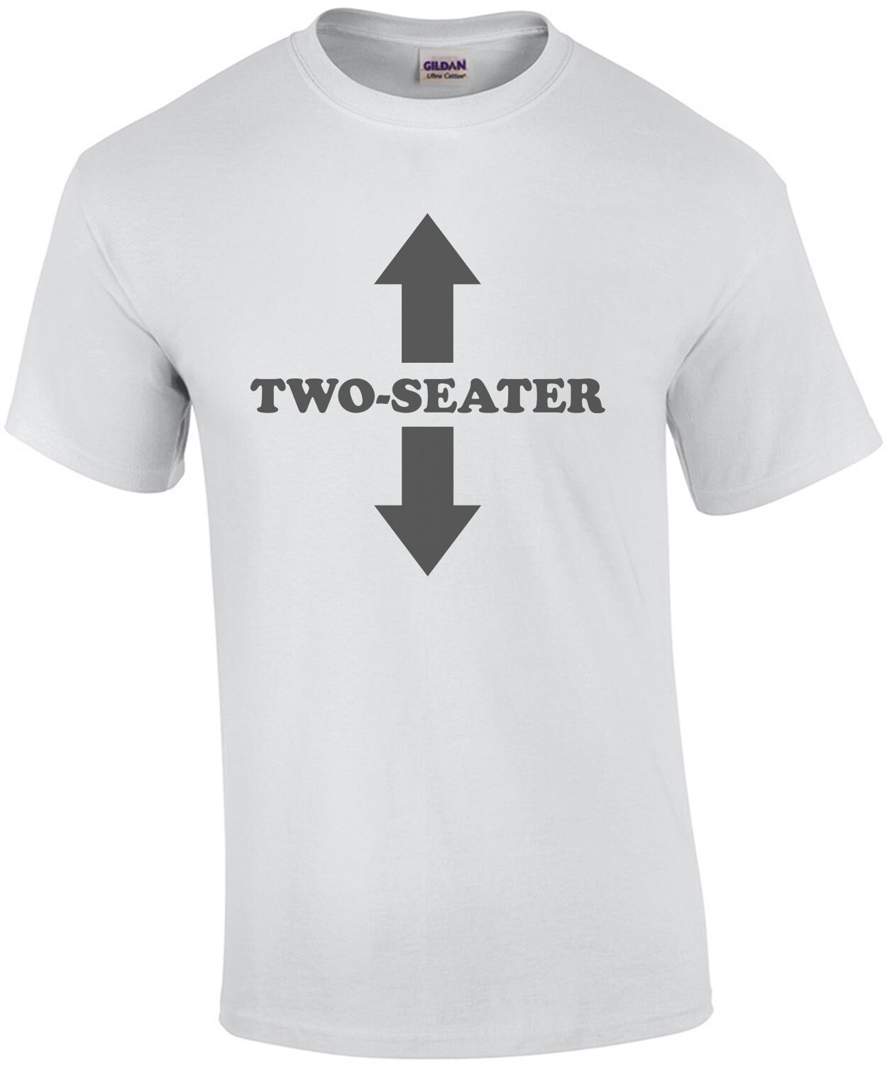 Two Seater Funny Sexual Shirt