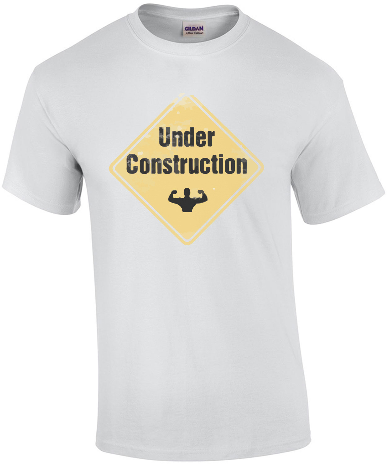 Under Construction Exercise T-Shirt