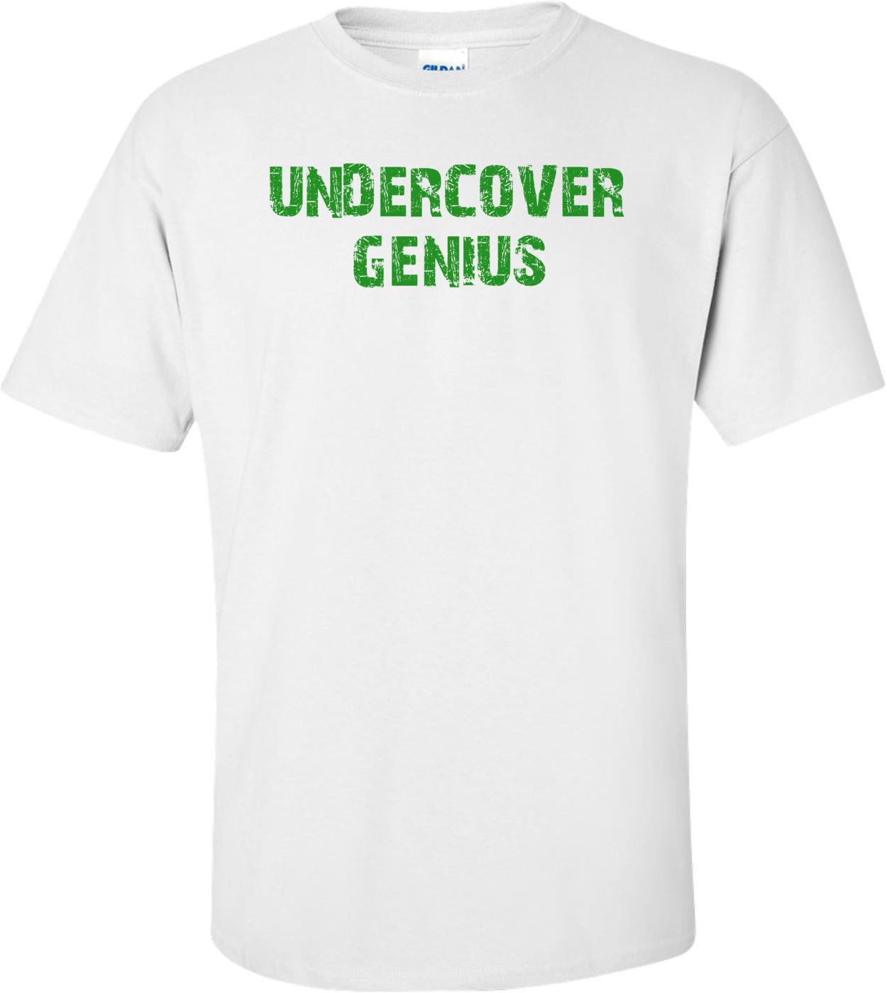 UNDERCOVER GENIUS Shirt