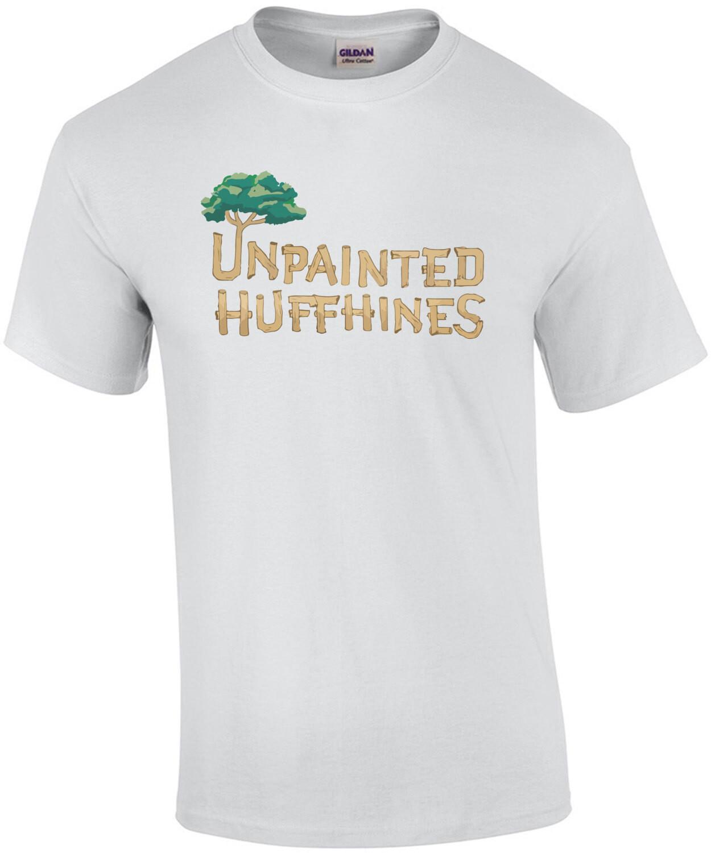 Unpainted Huffhines - Raising Arizona Movie - 80's T-Shirt