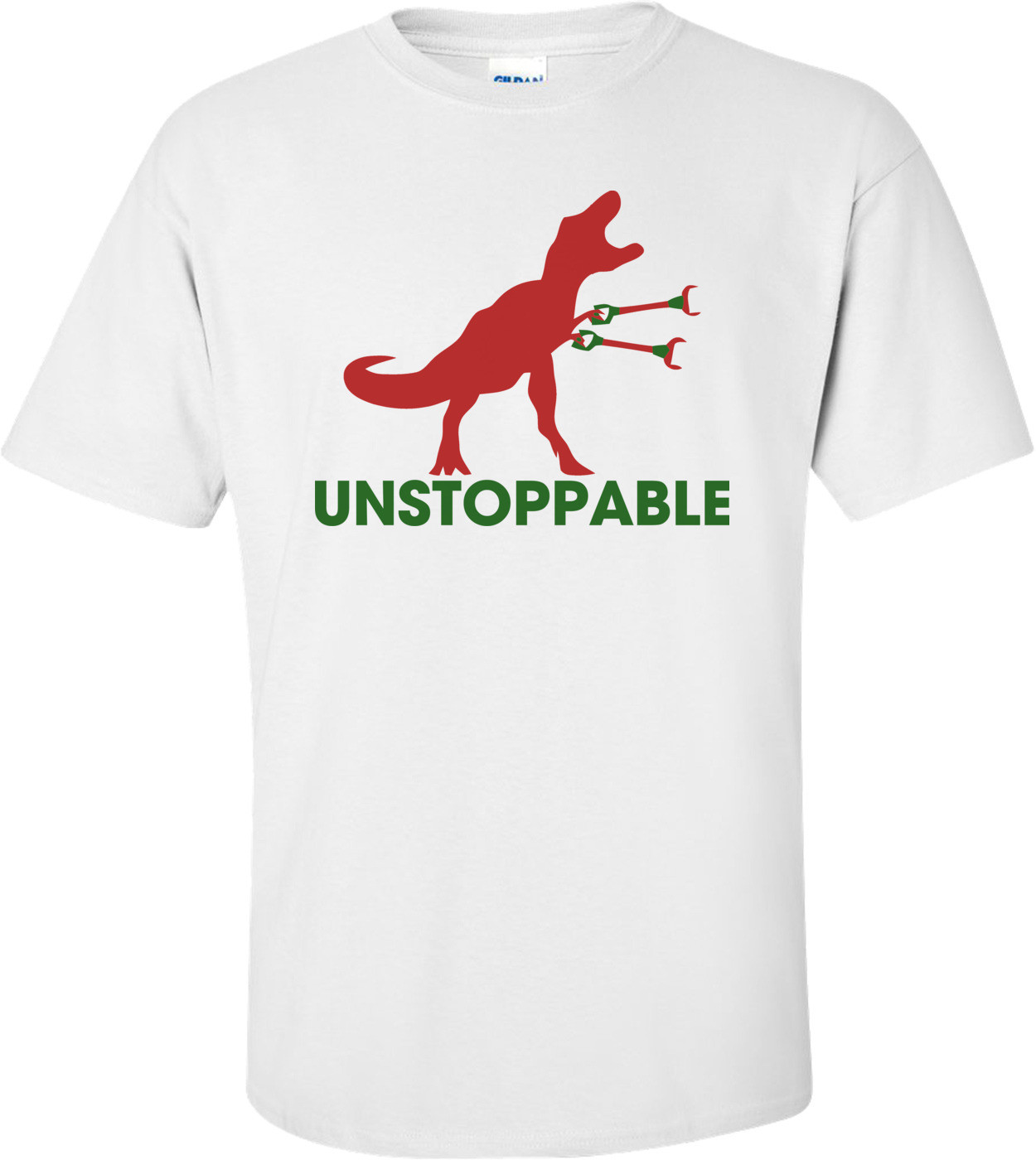 Unstoppable T-rex Shirt