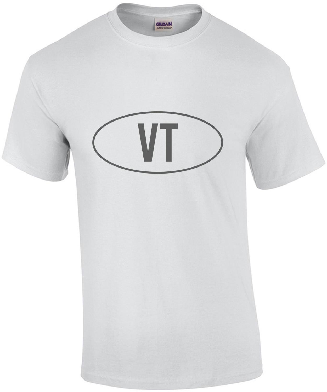 VT logo - Vermont T-Shirt