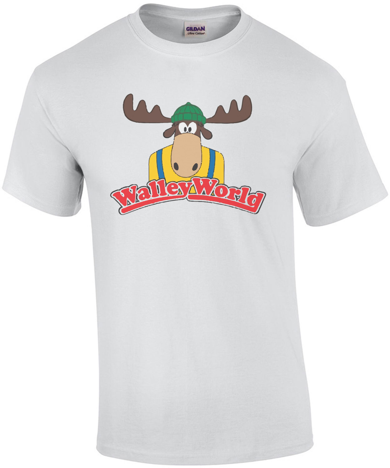 Walley World - Family Vacation - Griswold Wally World Vacation - 80's T-Shirt