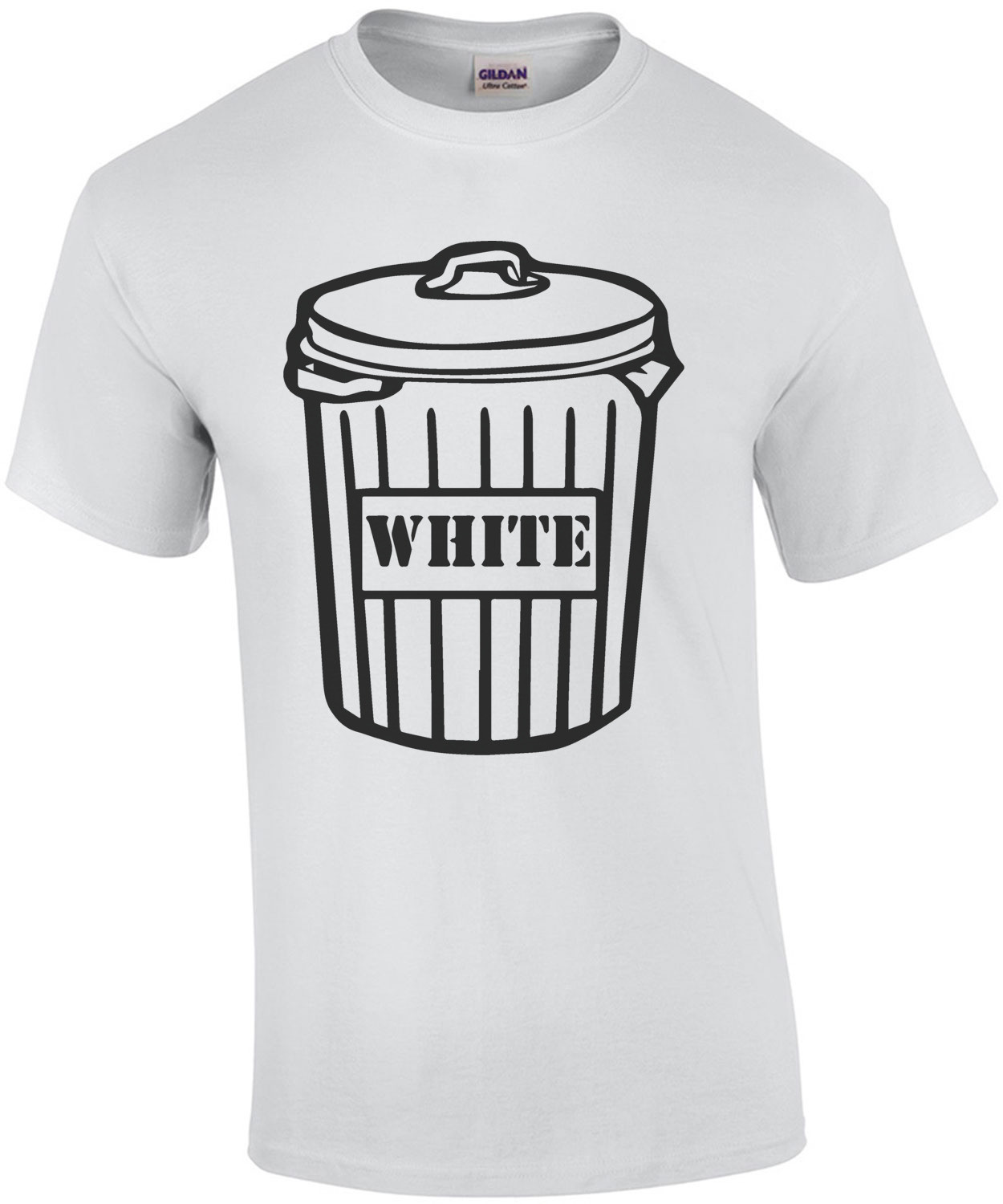 White Trash - Funny T-Shirt