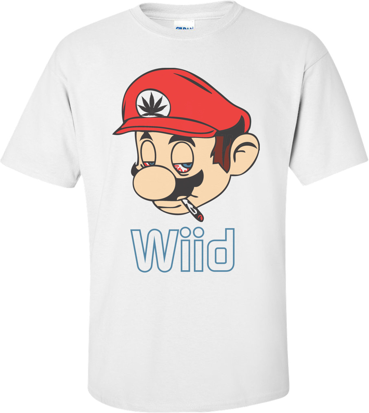 Wiid - High Mario T-shirt