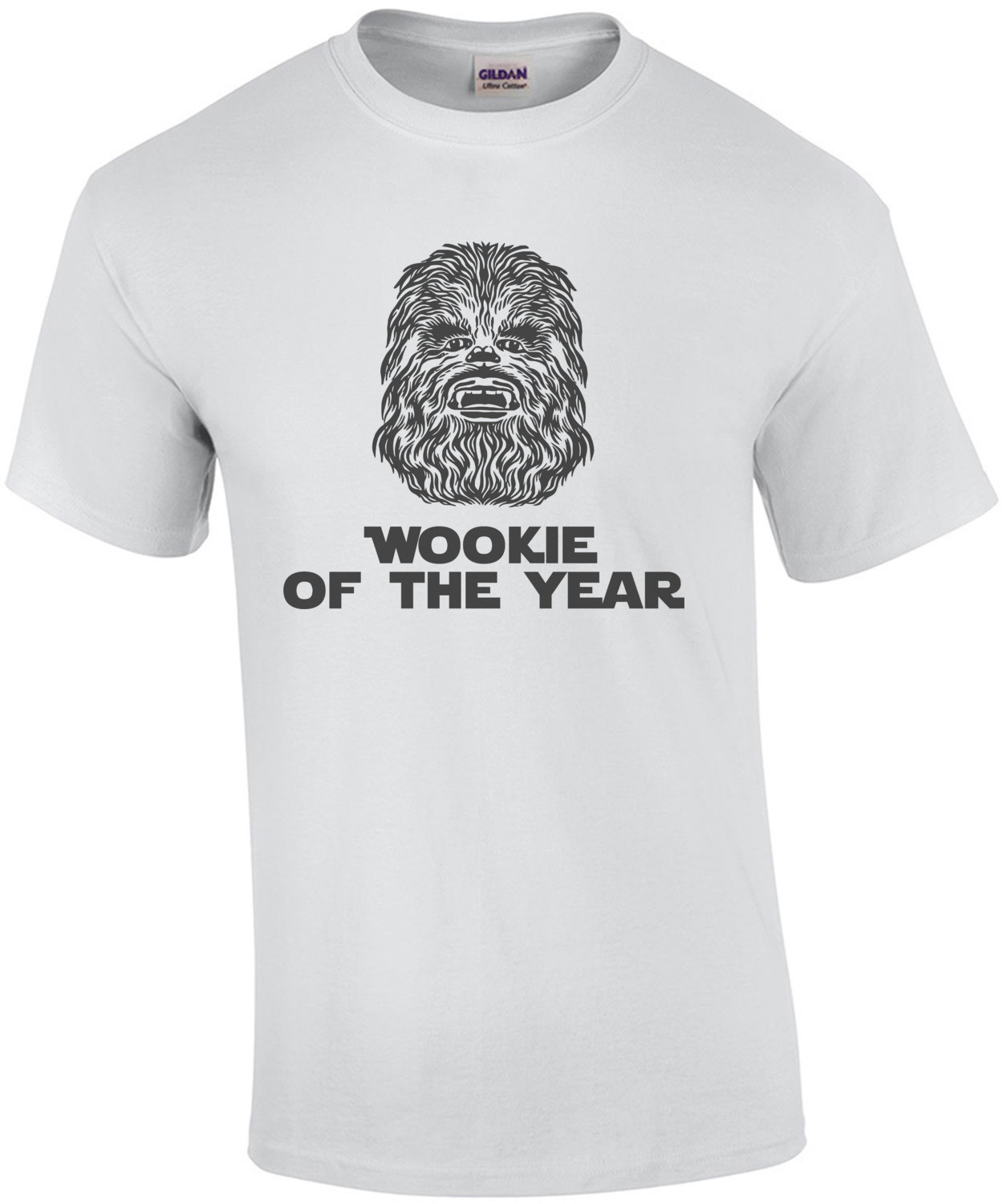 Wookie Of The Year shirt
