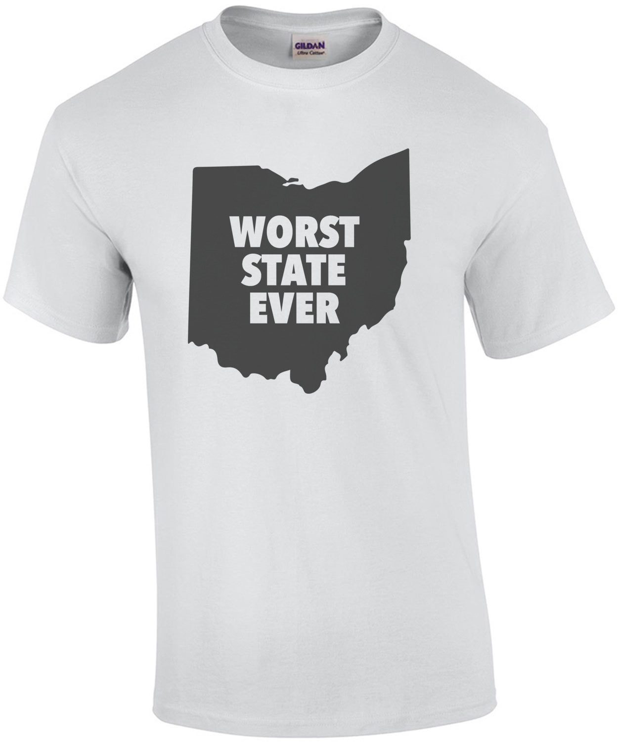 Worst State Ever - Ohio T-Shirt