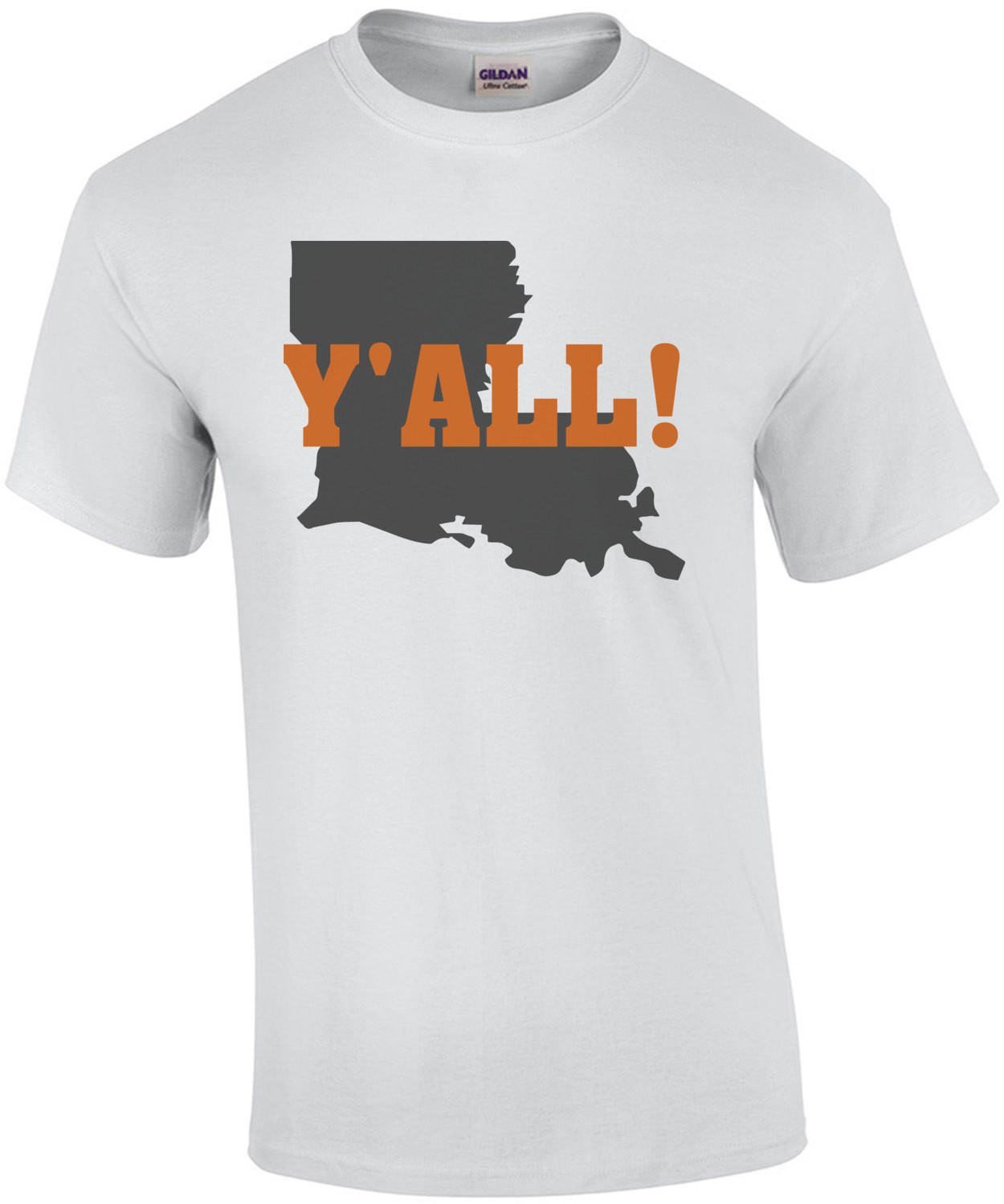 Y'all! Louisiana T-Shirt