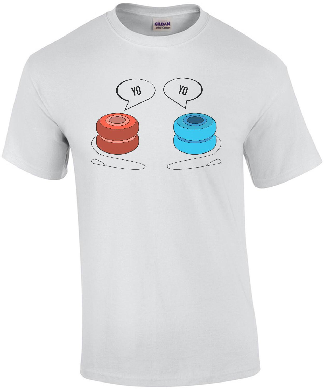 Yo Yo - Funny pun t-shirt