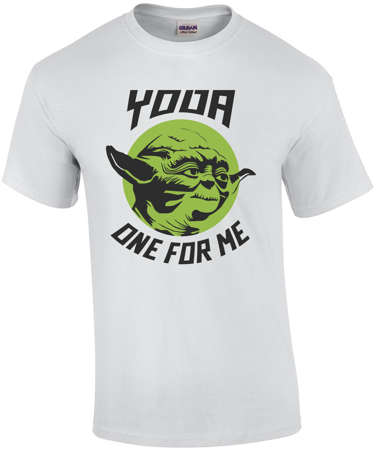 Yoda One For Me - Star Wars T-Shirt