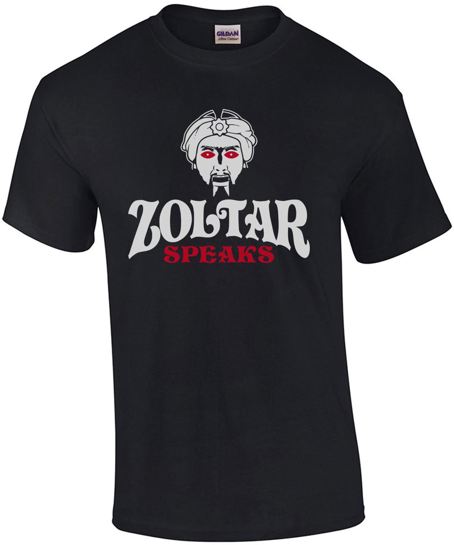 Zoltar Speaks - Big Movie - 80's T-Shirt