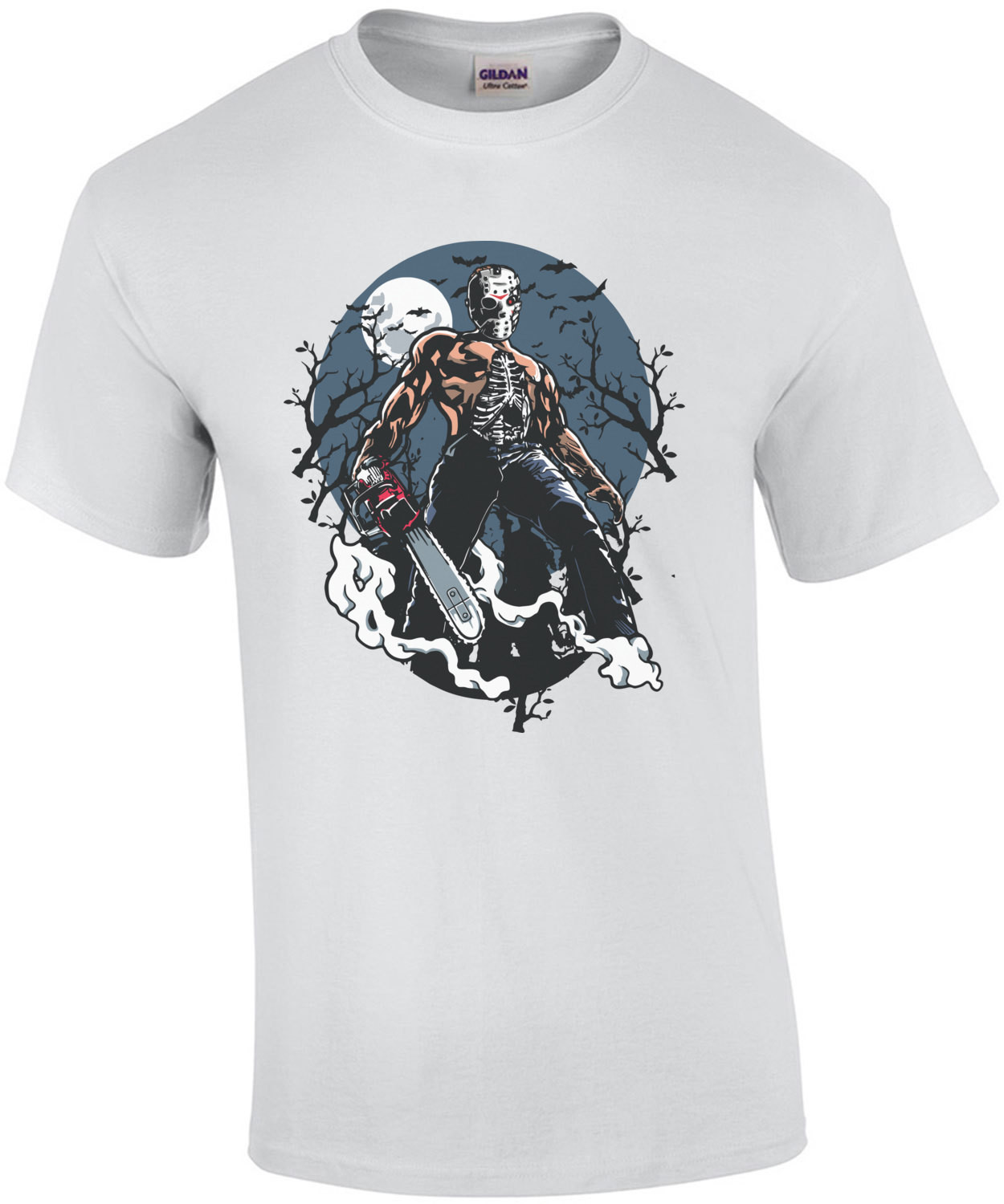Zombie Chainsaw Killer T-Shirt