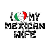 1d362f20cc I Love My Mexican Wife T-Shirt
