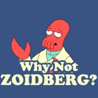 Why Not Zoidberg? Futurama T-Shirt shirt