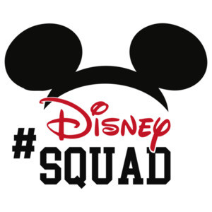 # Disney Squad - Disney Family Group T-Shirt
