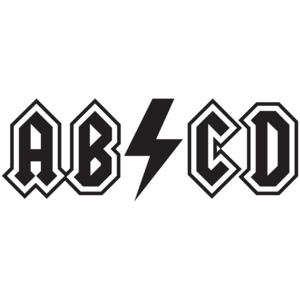 Abcd - Baby Shirt