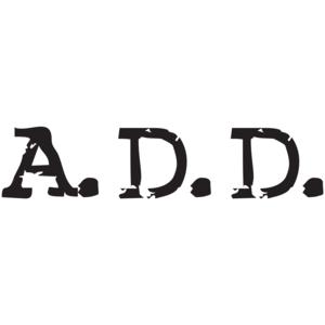 A.D.D T-shirt