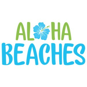 Aloha Beaches - Hawaii T-Shirt