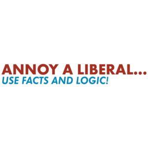 Annoy A Liberal Use Facts And Logic Anti Obama T-shirt