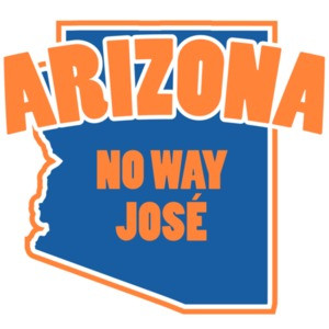 Arizona - No way José - Arizona T-Shirt