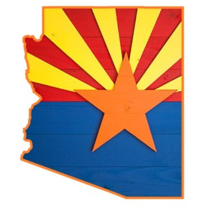 Arizona - Vintage State Flag - Arizona T-Shirt