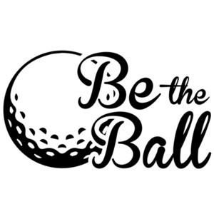 Be The Ball - Caddyshack - 80's T-Shirt