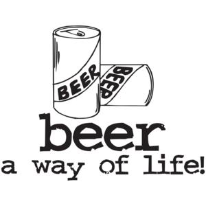 Beer A Way Of Life T-shirt