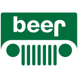 Beer Jeep Parody Shirt