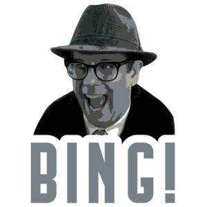 Bing! Groundhog day - 90's T-Shirt