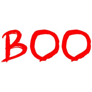 Boo - Halloween Shirt