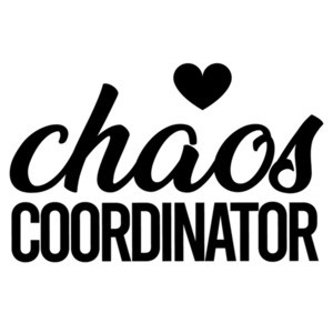 Chaos Coordinator - funny t-shirt