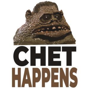 Chet Happens - Weird Science 80's T-Shirt