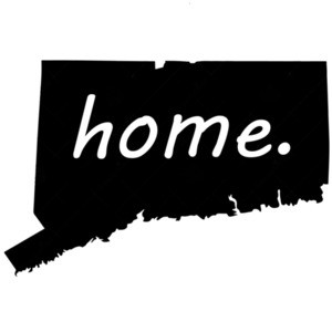 Connecticut Home - Connecticut T-Shirt