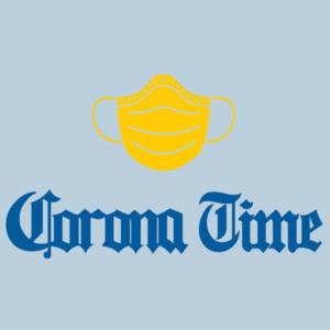 Corona Time - Coronavirus T-Shirt