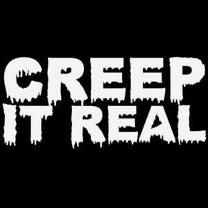 Creep it real - funny halloween t-shirt