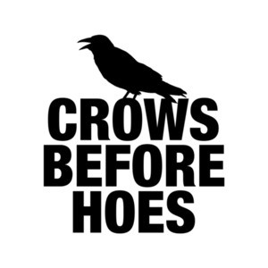 Crows Before Hoes Game of Thrones Tee