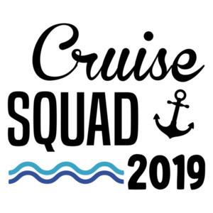 Cruise Squad - Custom Year - Cruising T-Shirt