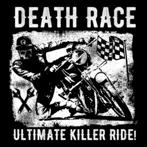 Death Race Ultimate Killer Ride Gothic T-Shirt