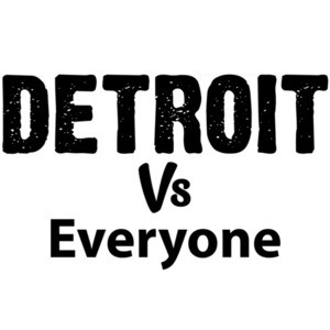 Detroit Vs. Everyone - Michigan T-Shirt
