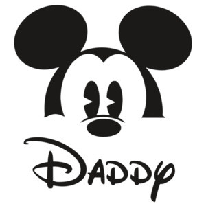 Disney Group Shirt - Daddy - Disney T-Shirt