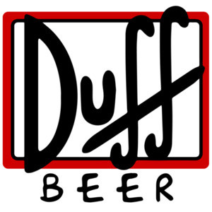 Duff Beer - The Simpsons - 90's T-Shirt
