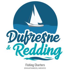 Dufresne & Redding - Fishing Charters - The Shawshank Redemption - 90's T-Shirt