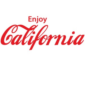 Enjoy California - California T-Shirt