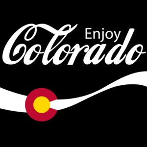Enjoy Colorado - Colorado T-Shirt