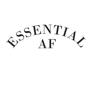 Essential AF Funny Coronavirus Shirt