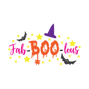 Fah-Boo-Lous - Cute Halloween Costume Shirt