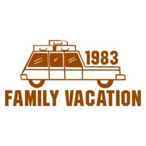 Family Vacation T-shirt