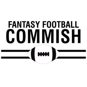 Fantasy Football Commish T-Shirt